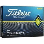 Titleist Tour Soft Gul
