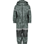 K Lt Soft Overall - 110 - Green forest