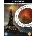 The Lord Of The Rings Trilogy - Theatrical and Extended Collection 4K Ultra HD (import Sv text)