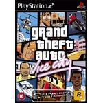 PS2 Grand Theft Auto GTA - Vice City