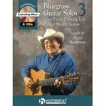 Steve Kauffman: Bluegrass Guitar Solos Series 3