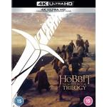 The Hobbit Trilogy - Theatrical and Extended Collection 4K Ultra HD (import)