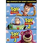 Toy story box dvd Filmer THE COMPLETE TOY STORY COLLECTION (1, 2 and 3 Box set)