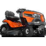 Husqvarna Traktor TS 142T, Husqvarna Endurance V-Twin, Hydrostat, 107 cm