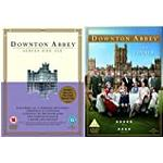 ITV Award Winning British Drama Complete Downton Abbey Series 1, 2, 3, 4, 5 and 6 + Downton Abbey The Finale + Extras + Christmas specials + Commentaries, Deleted Scenes, House in History- Downton Abbey, The Making of Downton Abbey, House to Hospital, Fashion and Uniforms, Romance in a Time of Warfare, Downton Abbey in 1920, Lady Mary's Wedding Day, Lady Edith's Wedding Day, The men of Downton Abbey, An interview with Shirley Maclane, Behind the scenes - The Cricket Match and Lots More!