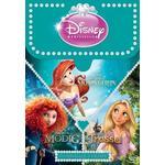 Disney klassiker box Filmer Disney Prinsess Box 3-filmer (3-disc)