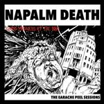 Napalm Death - Grind Madness At The BBC (The Earache Peel Sessions)(Blue/Yellow , Earache Records
