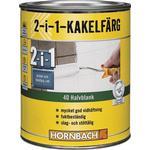 HORNBACH Kakelfärg 40 halvblank vit 1 l