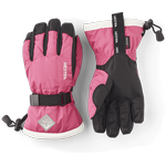 J Gauntlet Czone Glove - 6 - Rosa/ivory