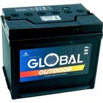 Global Fritidsbatteri 80Ah 80Ah (Outdoor) 265 x 174 x 224 mm