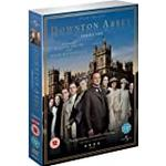 Downton abbey box Filmer Downton Abbey - Complete ITV Series 1 And DVD Exclusive Special Features (3 Disc Box Set) [DVD]