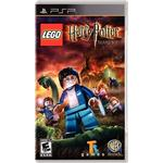 Lego Harry Potter Years 5-7 Game PSP