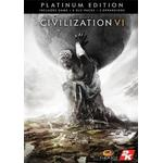 Civilization vi platinum PC-spel Sid Meier?s Civilization® VI Platinum Edition
