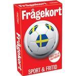 Melodifestivalen Sällskapsspel Frågekort: Sport & Fritid