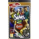 ELECTRONIC ARTS THE SIMS 2: PETS PSP MXI05807814