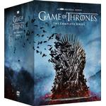 Game of Thrones - Complete Collection - Säsong 1-8 (38 disc)