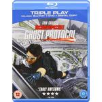 Ghost attack Filmer Mission Impossible Ghost Protocol Blu Ray DVD Digital Copy