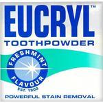 Eucryl Tandpulver Freshmint 50 g