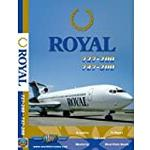 Just Planes Royal 727-200 and 737-200 DVD