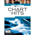 Keyboard nybörjare Musikinstrument Really Easy Piano - Chart Hits notbok