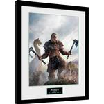 Inramad poster Assassin's Creed: Valhalla - Gold Edition