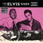 Elvis Presley - Elvis Sings Arthur ´Big Boy´ Crudup (purple) - 7´, El Toro Records