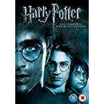 Harry potter the complete collection Filmer Harry Potter 1-8 Complete Collection