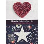 Roxette dvd Filmer Roxette - Ballad and Pop Hits - The Complete Video Collection - IMPORT