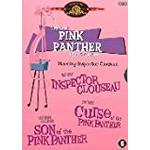 The Lost Pink Panther Collection - Inspector Clouseau / Curse of the Pink Panther / Son of the Pink Panther [ box ] Widescreen