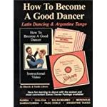 Easy vhs to dvd Filmer Latin Dancing & Argentine Tango (How To Become a Good Dancer) [VHS]