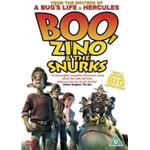 Zino and the Snurks Boo DVD
