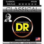 DR Strings RNS-Plus gitarrsträngar till spansk gitarr, medium tension