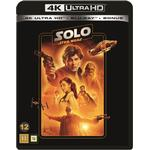 Star Wars: Solo: A Star Wars Story (4K Ultra HD + Blu-ray)