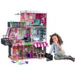 Dockhus Barbiehus Brooklyn loft inkl möbler