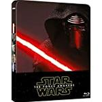 Star Wars 7: The Force Awakens Episode VII 2016-UK Exclusive Limited Edition Steelbook Blu-ray + Bonus 2 Disks Region free