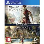 Assassin's Creed Origins & Odyssey
