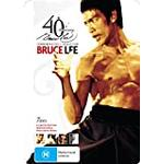 Bruce lee way of the dragon Filmer Bruce Lee 40th Anniversary Commemorative Collection Tin Box Set (7xDVD) (PAL) (REGION 4) {IMPORT}