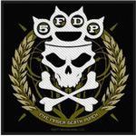 Five Finger Death Punch: Standard Patch/Knuckles Crown (Loose)
