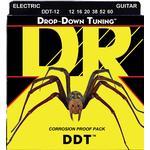 DR Strings DDT-12 el-gitarrsträngar, 012-060
