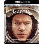 The martian uhd Filmer The Martian - 4K Ultra HD Blu-ray + Blu-ray (UHD Import)