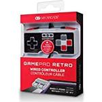 My Arcade Gamepad Retro Wired Controller for NES Mini Classic (Also works with Wii U / Wii)