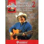 Bluegrass Guitar Solos (Series 2)