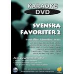 Svenska Favoriter 2. 16 låtar