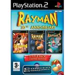 PS2 Rayman 10th Anniversary 3in1