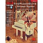 The Piano Guys: Christmas Together - Cello Play-Along Volume 9