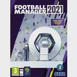 Football Manager 2021 Limited Edition pc-spil (kode i kassen)