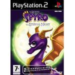 PS2 Spyro - The Eternal Night