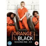 Orange is the New Black Seasons 1-6
