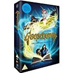 Ghost attack Filmer Goosebumps Complete Collection [DVD]