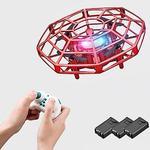 Mini Drone Ufo, infraröd avkänningskontroll, Hand Flying Flygplan Leksak